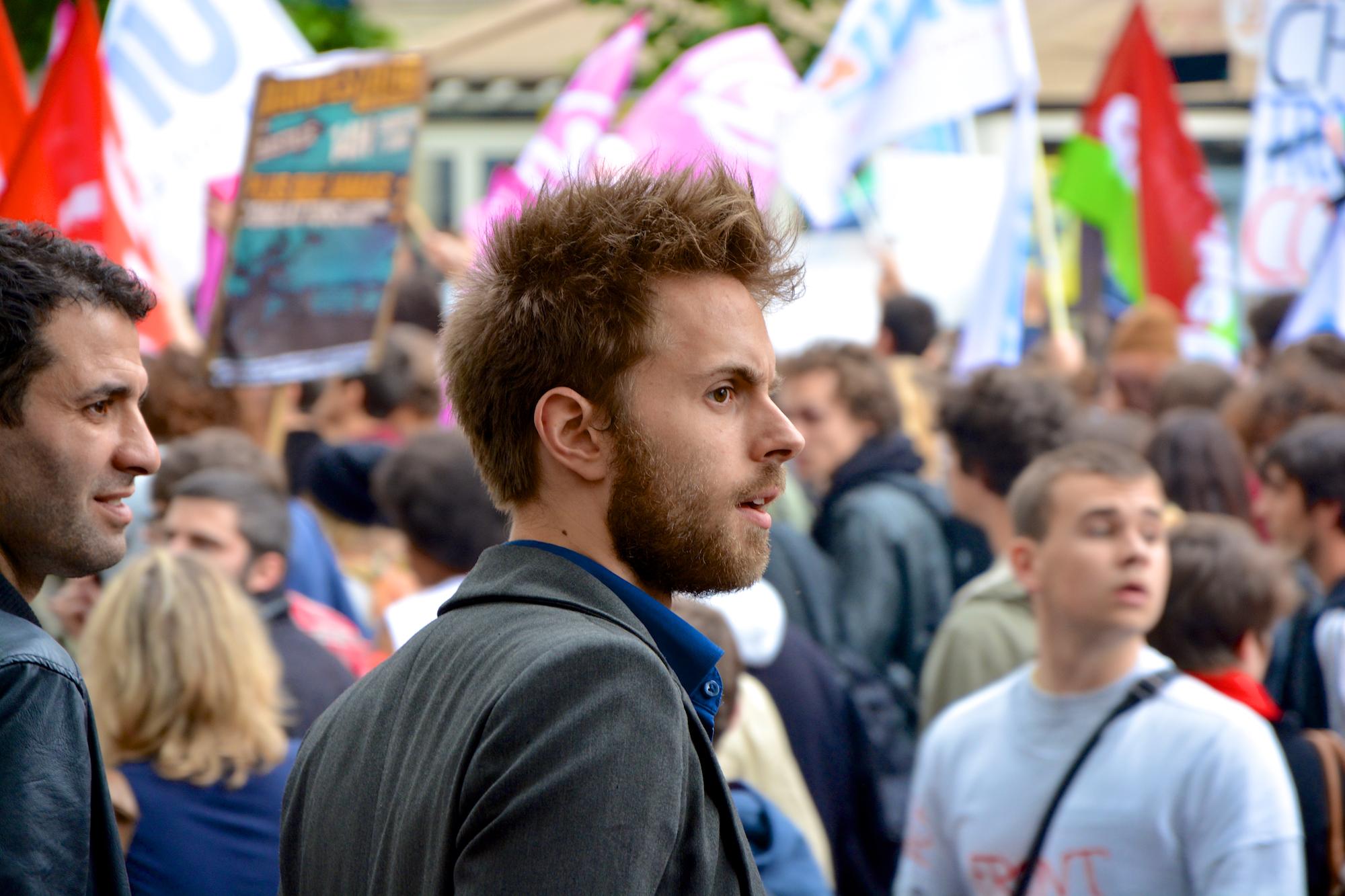 Marche démocratique contre le Front National
