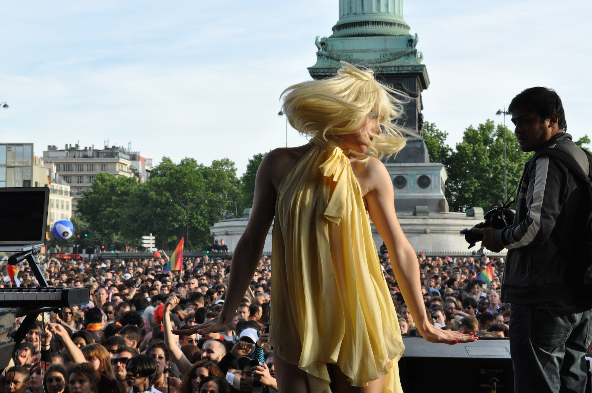 Marche des fiertés LGBT Paris 2013