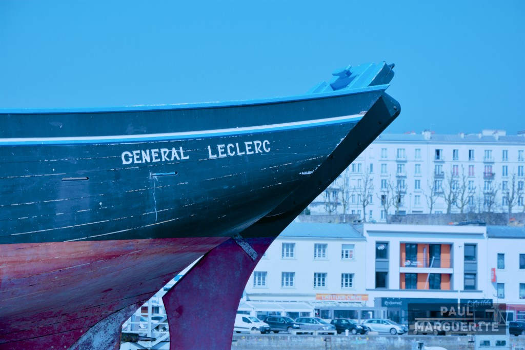 Le port de Brest par Paul Marguerite 6