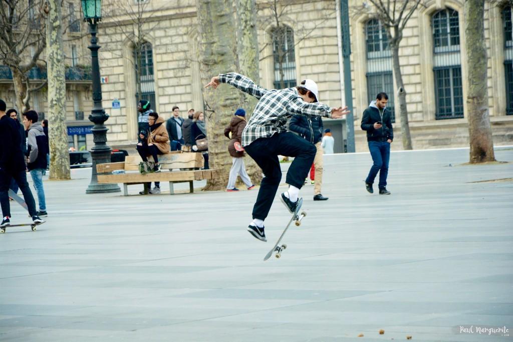 Skate à Paris par Paul Marguerite 3
