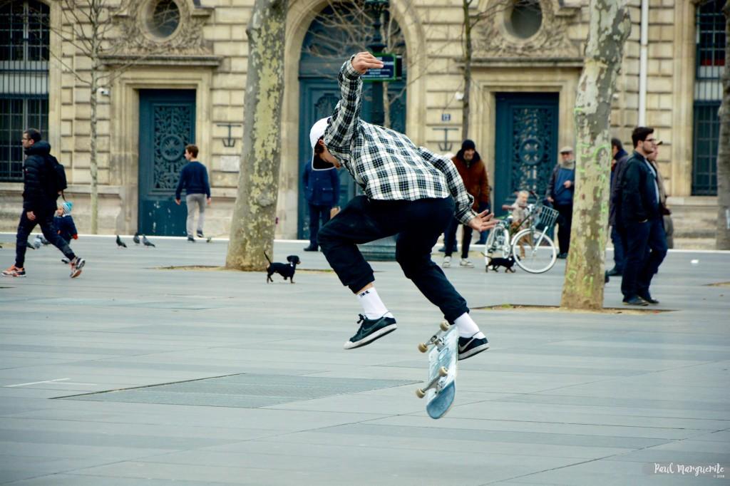 Skate à Paris par Paul Marguerite 5