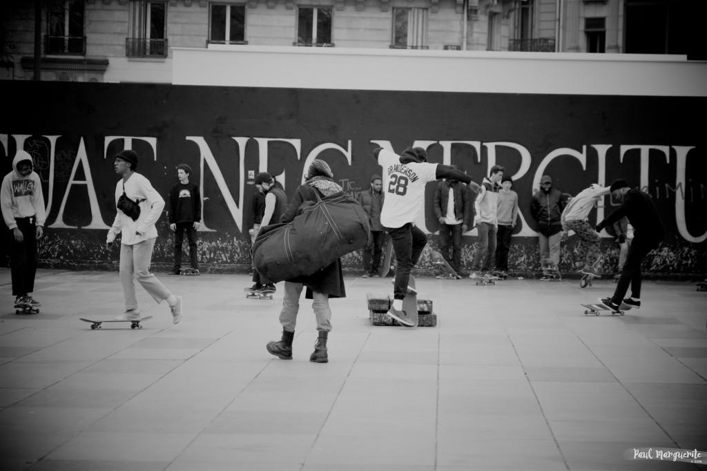 Skate à Paris par Paul Marguerite 6