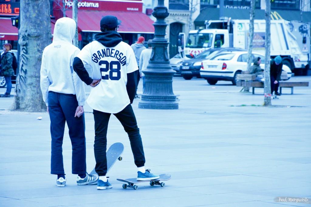 Skate à Paris par Paul Marguerite 7