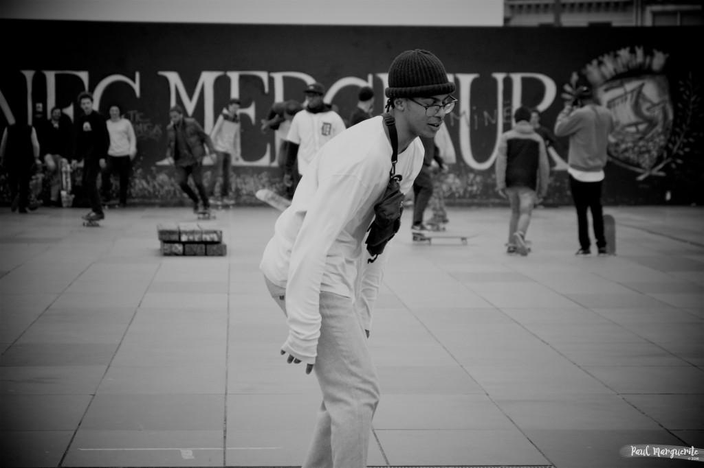 Skate à Paris par Paul Marguerite 8