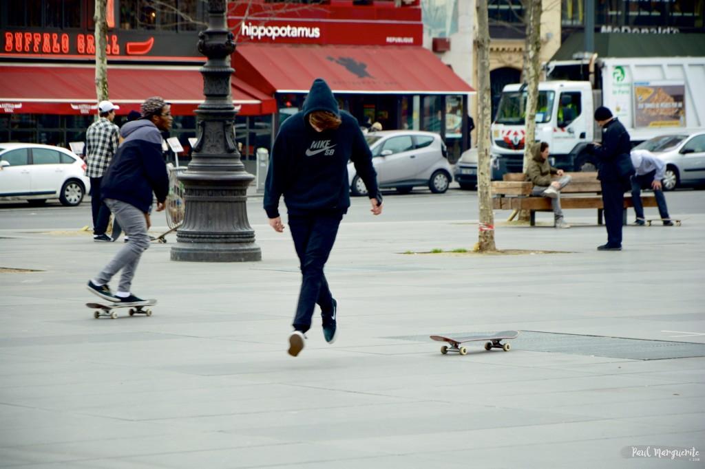 Skate à Paris par Paul Marguerite 9