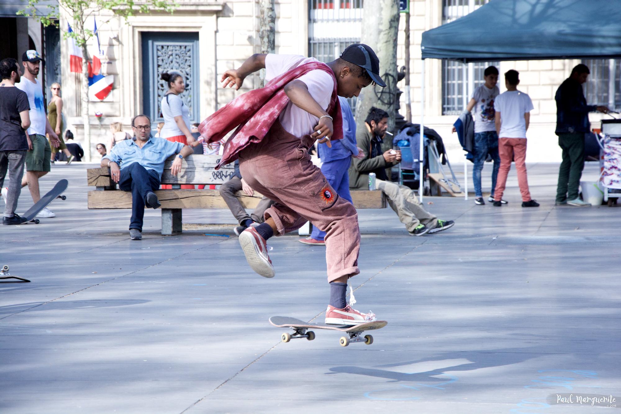 Skate à Répu (suite)