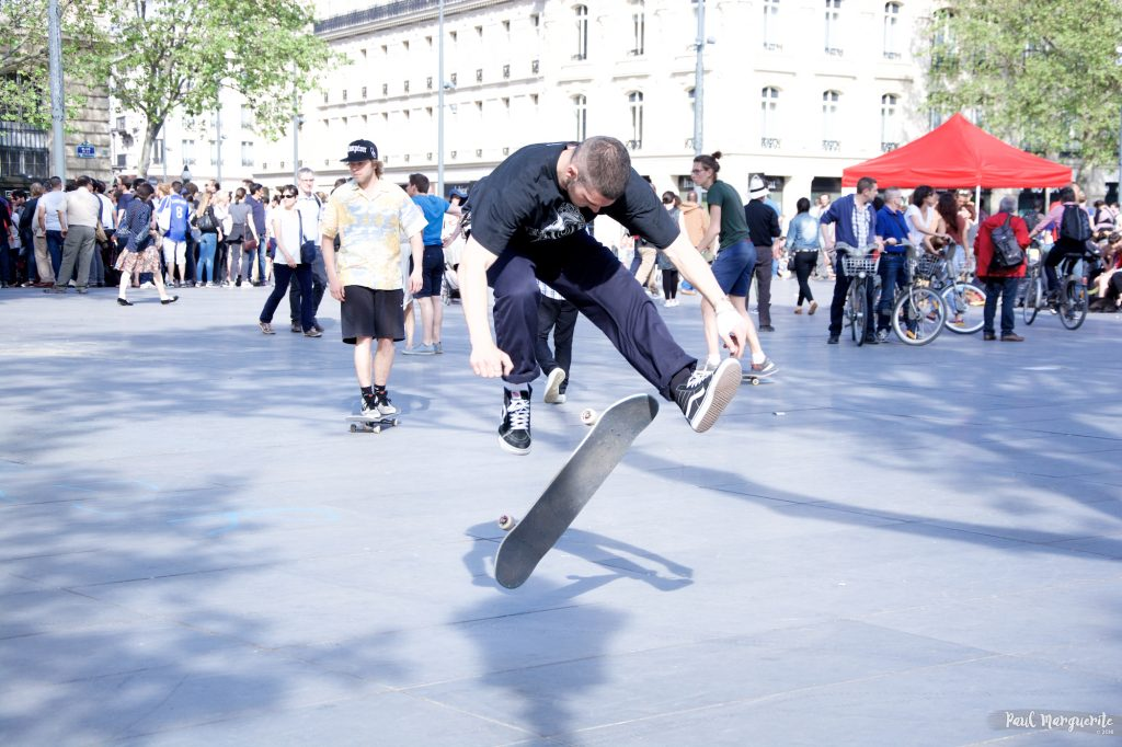 Skate République 2 - par Paul Marguerite - 15