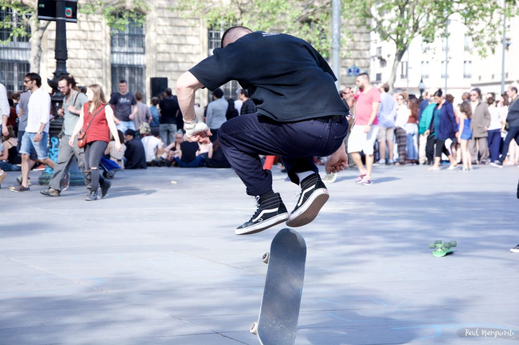 Skate République 2 - par Paul Marguerite - 16