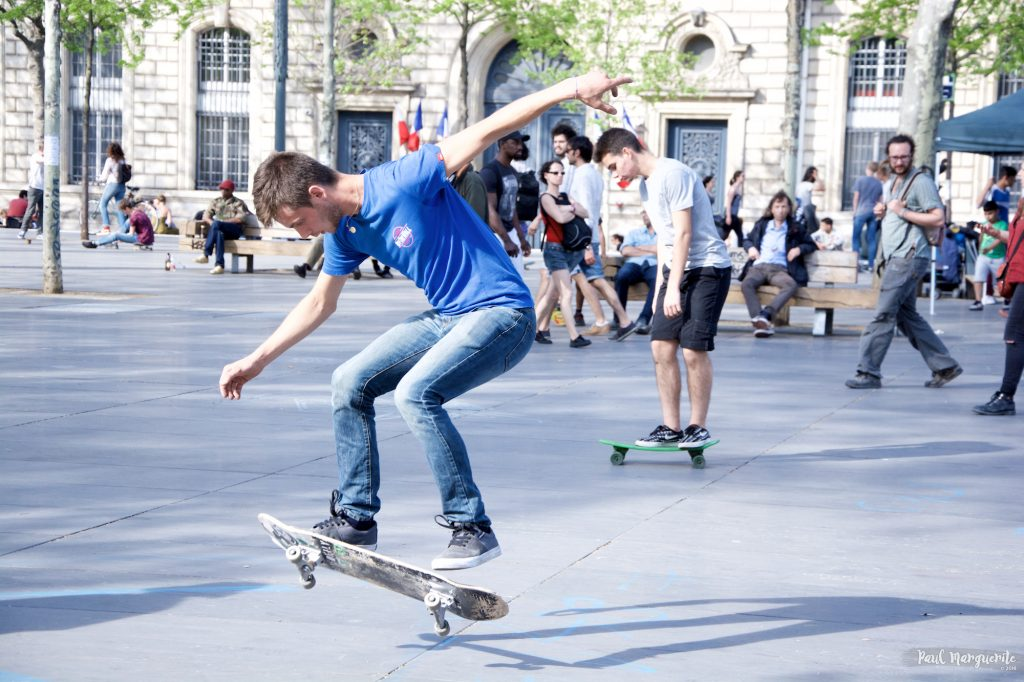 Skate République 2 - par Paul Marguerite - 17