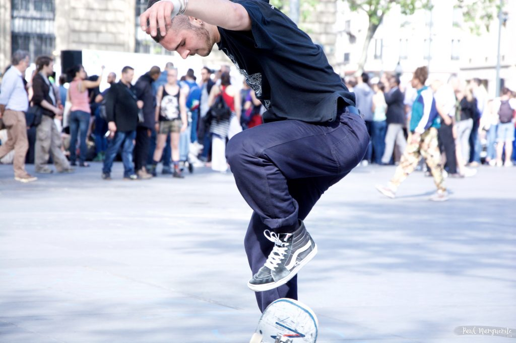 Skate République 2 - par Paul Marguerite - 20