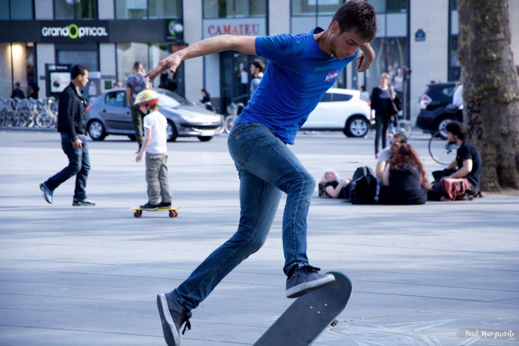 Skate République 2 - par Paul Marguerite - 23