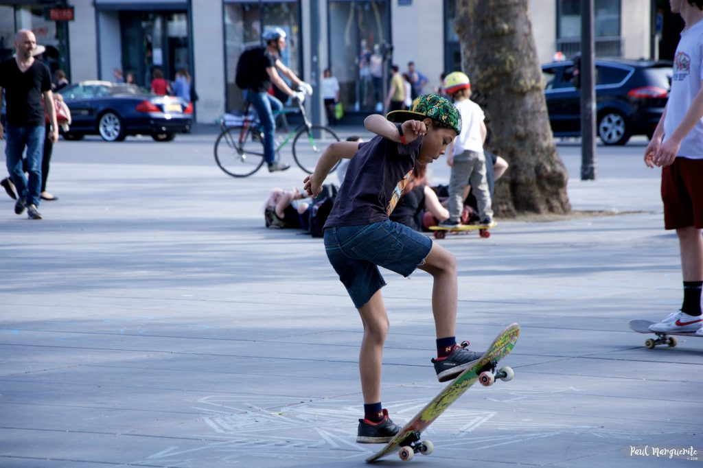 Skate République 2 - par Paul Marguerite - 24