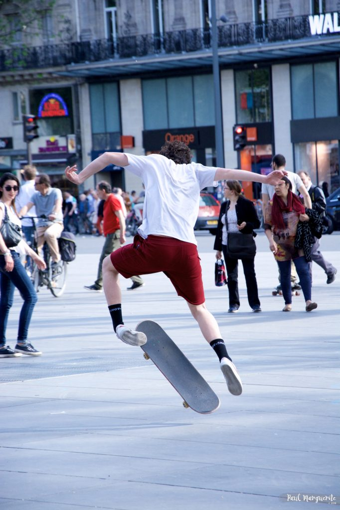Skate République 2 - par Paul Marguerite - 25