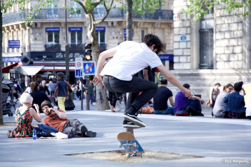 Skate République 2 - par Paul Marguerite - 26