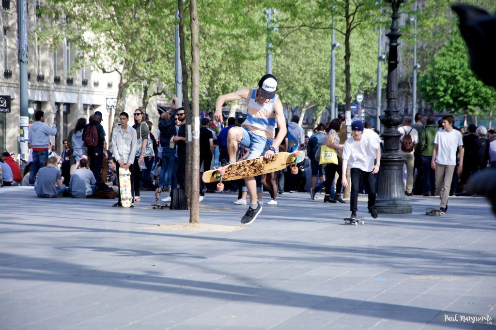 Skate République 2 - par Paul Marguerite - 28