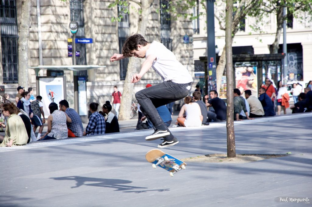 Skate République 2 - par Paul Marguerite - 30