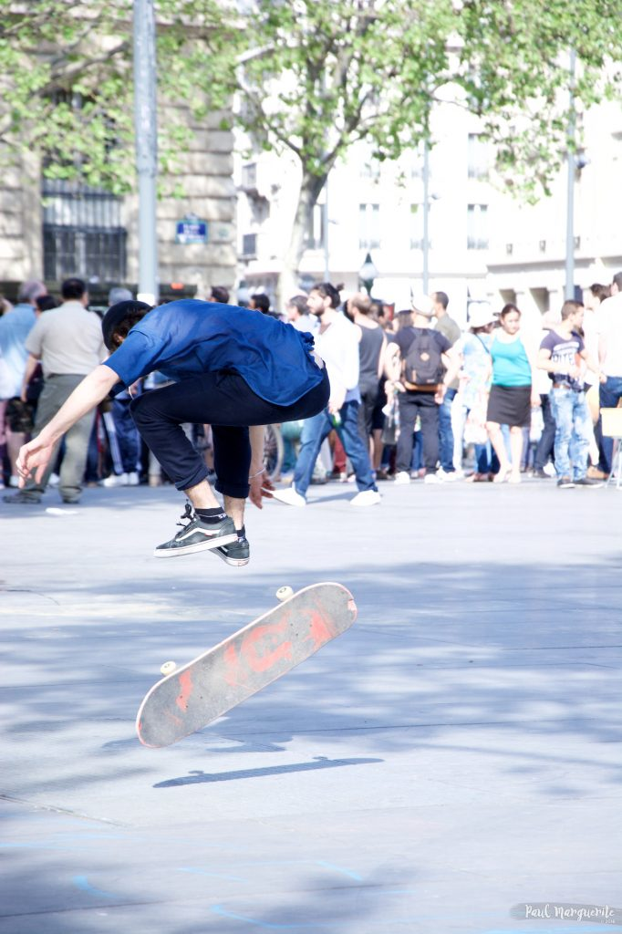 Skate République 2 - par Paul Marguerite - 5