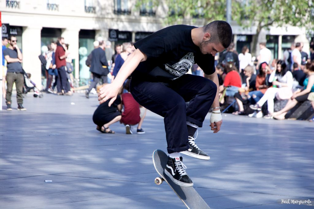Skate République 2 - par Paul Marguerite - 7