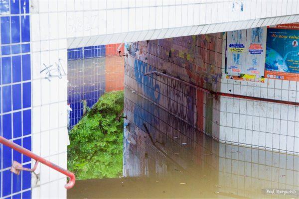 Juvisy - Inondations crue - par Paul Marguerite - 20160603 73
