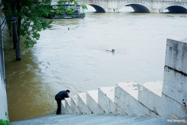 Paris - Inondations crue - par Paul Marguerite - 20160602 84