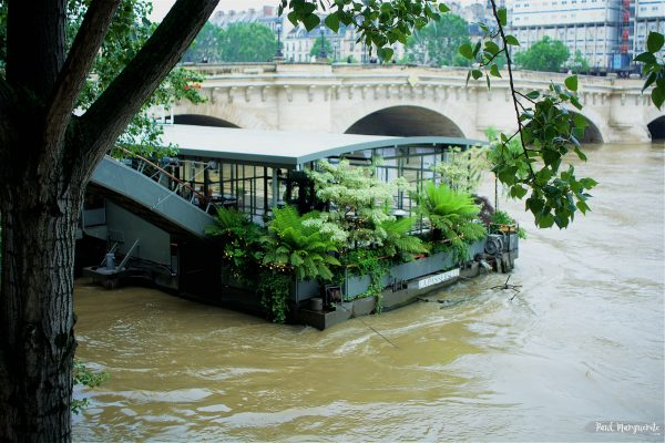 Paris - Inondations crue - par Paul Marguerite - 20160602 85