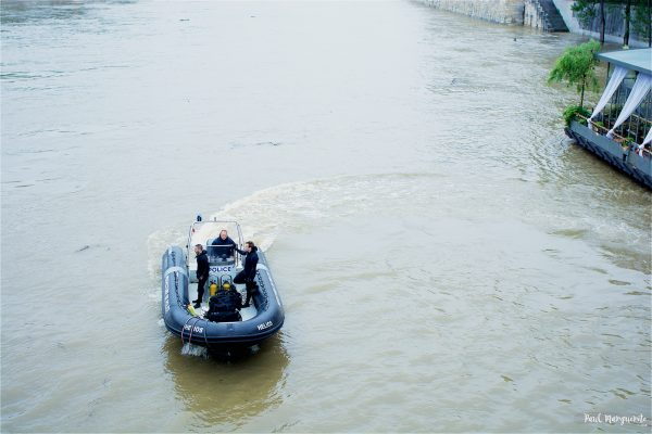 Paris - Inondations crue - par Paul Marguerite - 20160602 86