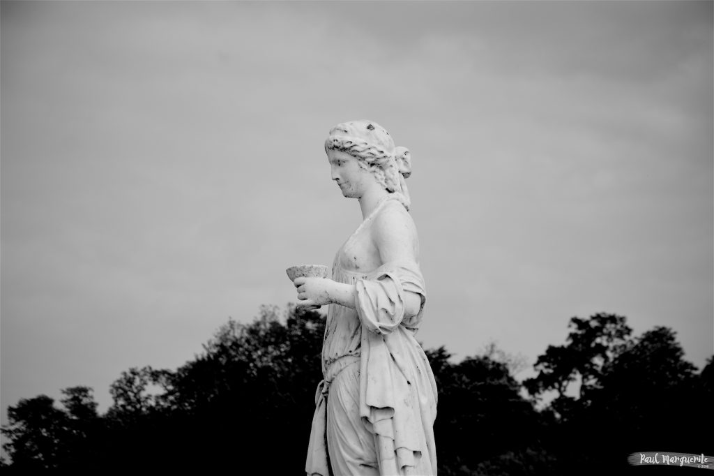 Statues du Château de Chantilly - par Paul Marguerite - 20160517 64