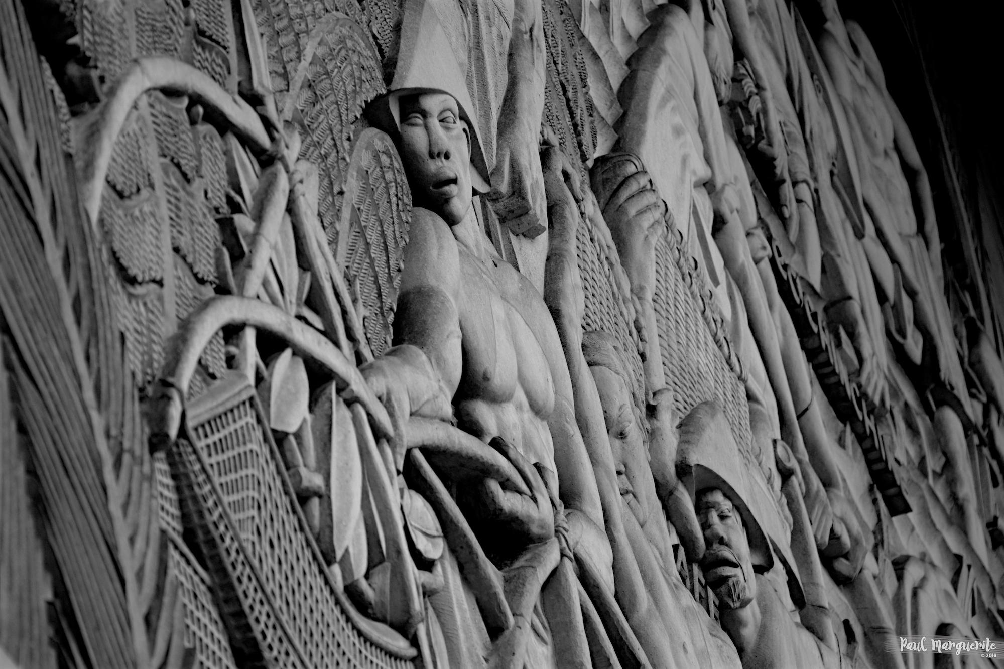 L'érotisme du musée de l'histoire de l'immigration