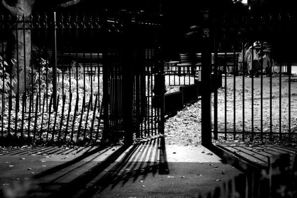Courbevoie de nuit - par Paul Marguerite -2