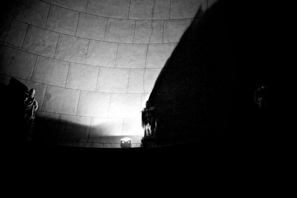 Courbevoie de nuit - par Paul Marguerite -4