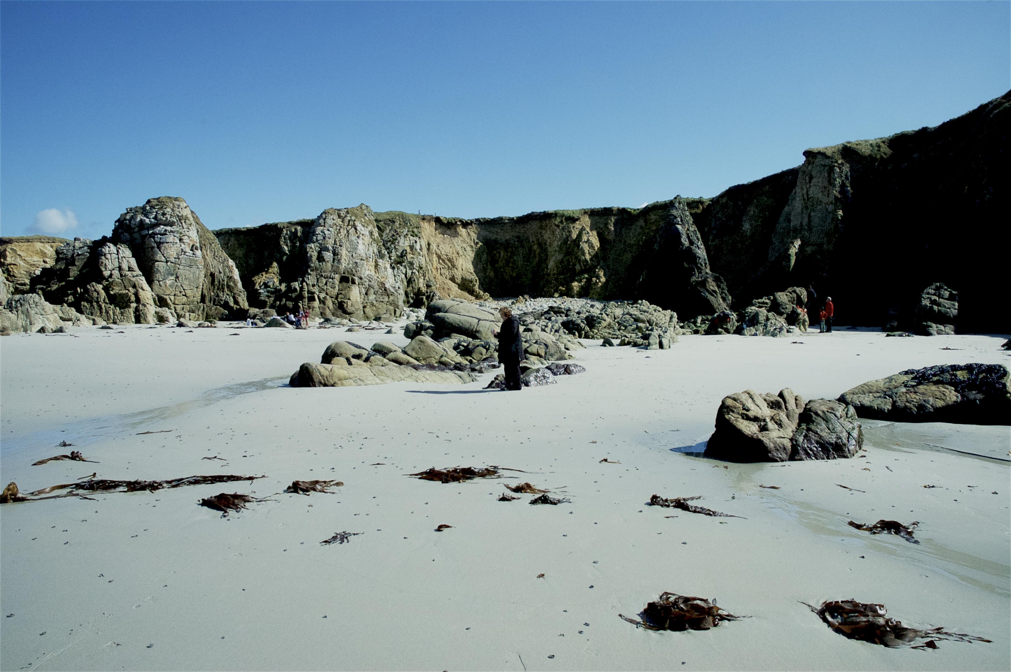 Les plages de Lampaul