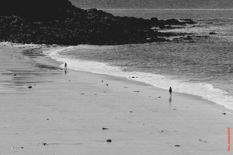 De la plage à la lune